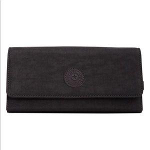 Kipling 'Brownie' Black Wallet